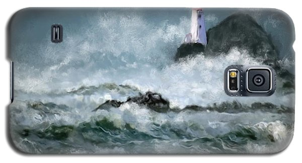Stormy Seas Galaxy S5 Case