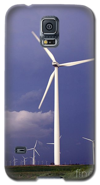 Galaxy S5 Case featuring the photograph Stormy Skies by Jim McCain