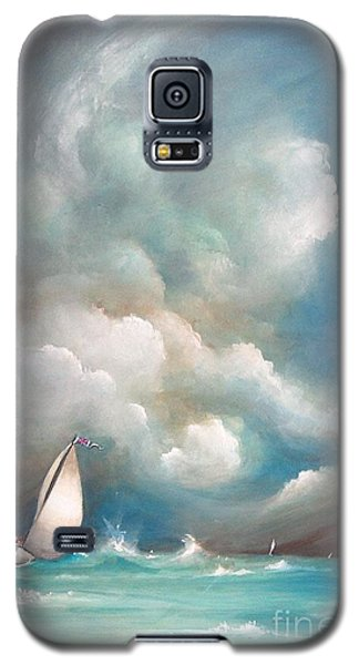 Stormy Sunday Galaxy S5 Case