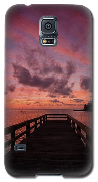 Stormy Sunset Galaxy S5 Case by Beverly Stapleton