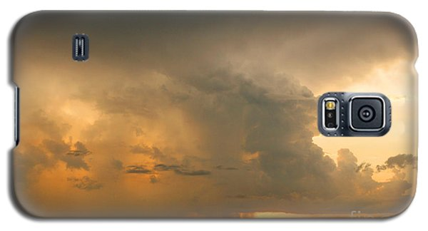 Stormy Sunset Galaxy S5 Case by Mariarosa Rockefeller