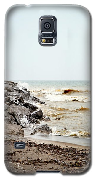 Galaxy S5 Case featuring the photograph Stormy Weather by Courtney Webster