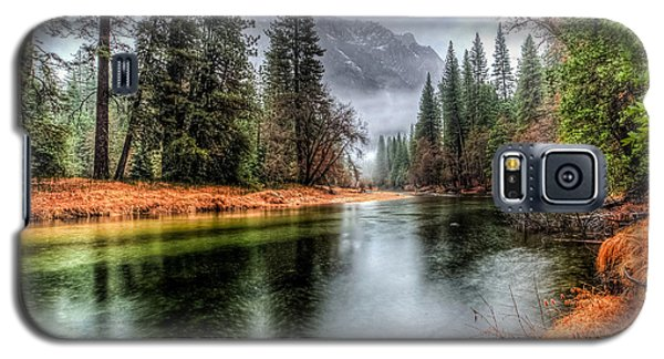 Stormy Yosemite II Galaxy S5 Case