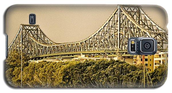 Story Bridge - Icon Of Brisbane Australia Galaxy S5 Case