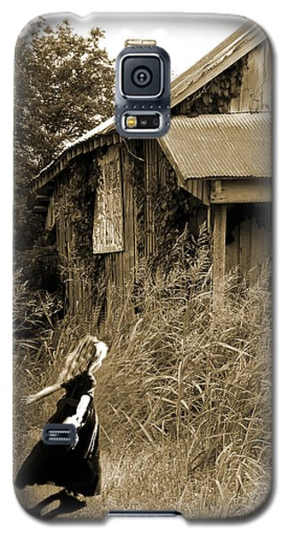Story Of A Girl - Rural Life Galaxy S5 Case