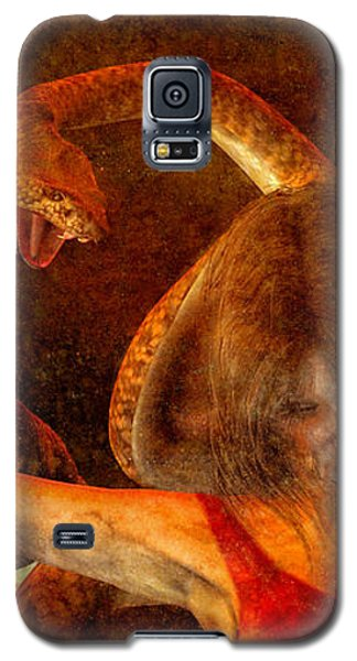 Story Of Eve Galaxy S5 Case by Bob Orsillo