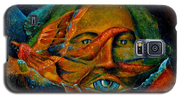 Storyteller Galaxy S5 Case