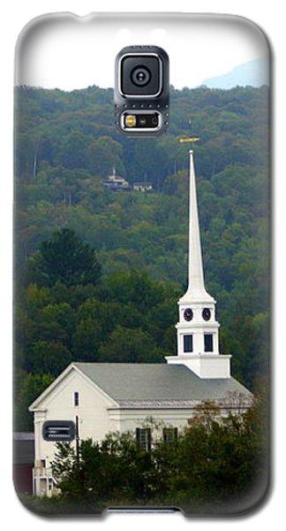 Stowe Community Church Galaxy S5 Case by Patti Whitten