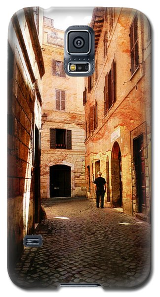 Strade Di Ciottoli Galaxy S5 Case by Micki Findlay