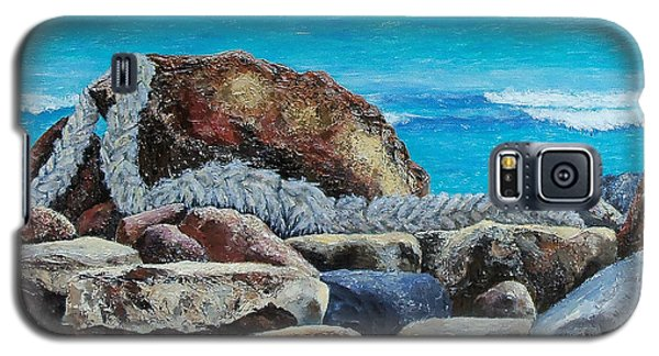 Stranded Galaxy S5 Case by Susan DeLain