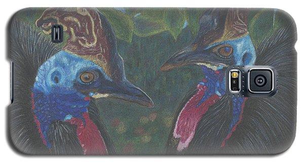 Strange Birds Galaxy S5 Case by Arlene Crafton