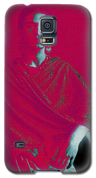 Strange Frida Galaxy S5 Case