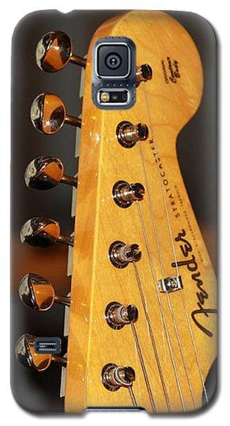 Stratocaster Headstock Galaxy S5 Case