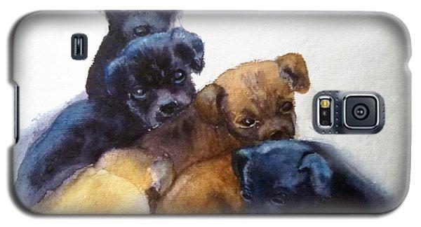 Stray Puppies Galaxy S5 Case