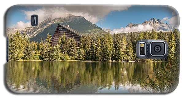 Galaxy S5 Case featuring the photograph Strbske Pleso by Sergey Simanovsky