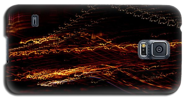 Streaks Across The Bridge Galaxy S5 Case