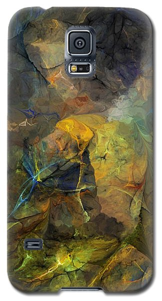 Stream Bed On A Sunny Day Galaxy S5 Case