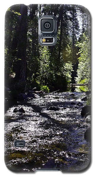 Galaxy S5 Case featuring the photograph Stream by Brian Williamson