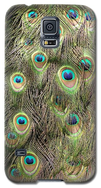 Galaxy S5 Case featuring the photograph Stream Of Eyes by Diane Alexander
