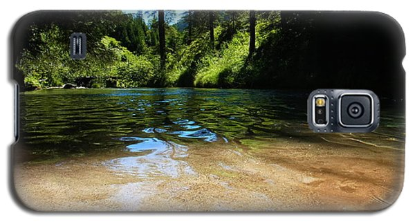 Stream Of Love Galaxy S5 Case