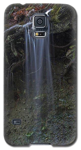 Streaming Mist Galaxy S5 Case by Rod Wiens