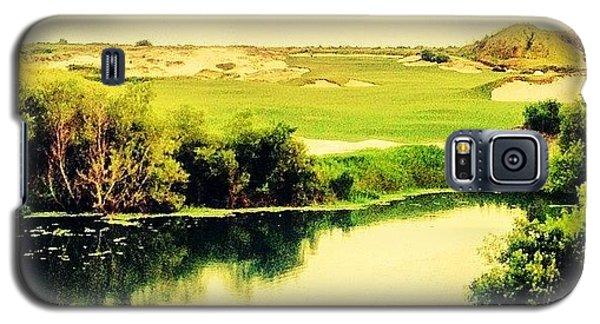 Sport Galaxy S5 Case - Streamsong #golf #iphone5 #instagram by Scott Pellegrin