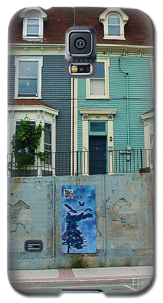 Street Art 2 Galaxy S5 Case