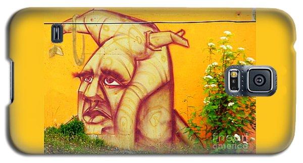 Street Art 3 Galaxy S5 Case
