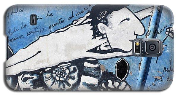 Street Art Santiago Chile Galaxy S5 Case