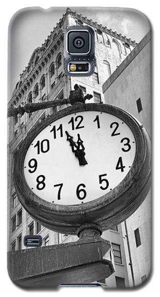 Street Clock Galaxy S5 Case