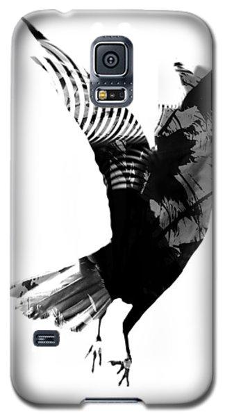 Street Crow Galaxy S5 Case by Jerry Cordeiro