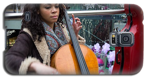 Street Musician Galaxy S5 Case