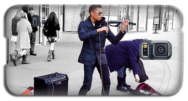 Street Musician Series #2 Galaxy S5 Case
