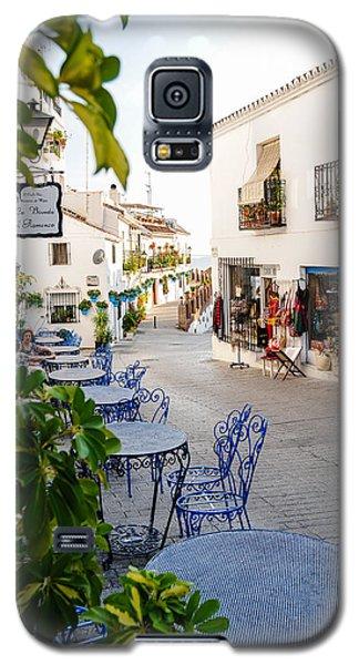 Street Of Mijas Galaxy S5 Case