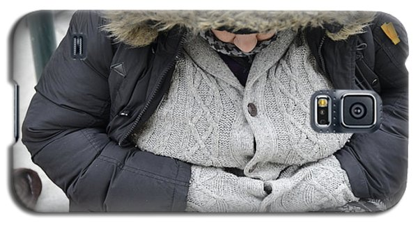 Street People - A Touch Of Humanity 7 Galaxy S5 Case by Teo SITCHET-KANDA