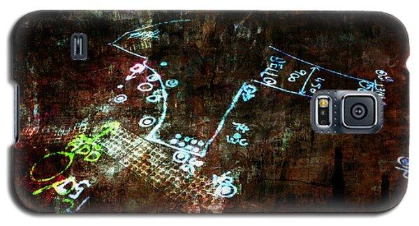 Street Poetry Galaxy S5 Case by Kim Gauge