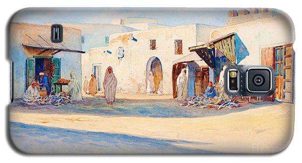 Street Scene From Tunisia. Galaxy S5 Case