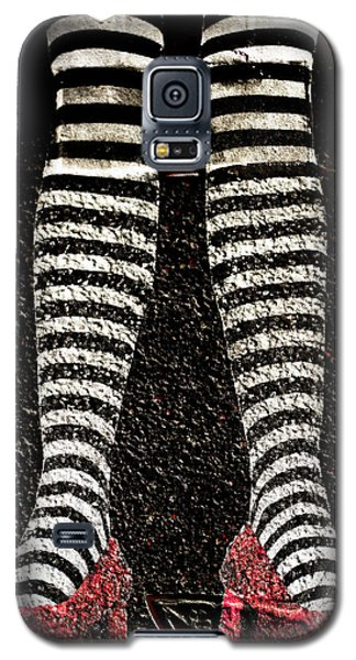 Street Shoes Galaxy S5 Case