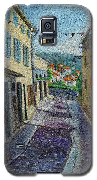 Street View From Provence Galaxy S5 Case