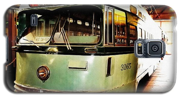 Streetcar 3165 Galaxy S5 Case by Glenn McCarthy Art and Photography