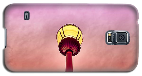 Streetlight And Clouds Galaxy S5 Case by J Riley Johnson