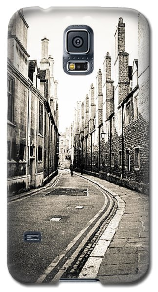 Streets Of Cambridge - For Eugene Atget Galaxy S5 Case