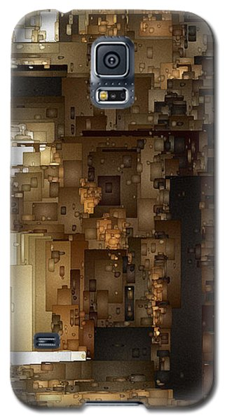 Streets Of Gold Galaxy S5 Case