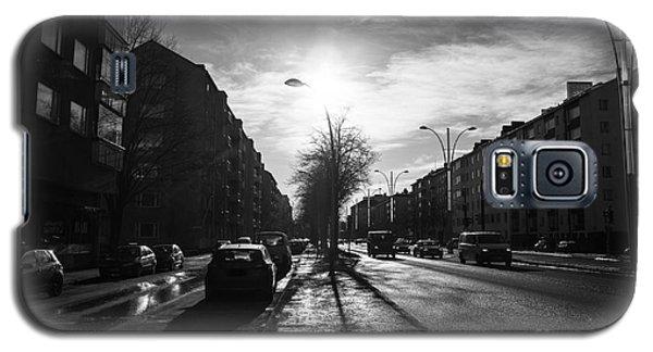 Streets Of Helsinki Galaxy S5 Case