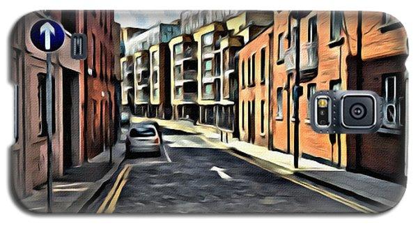 Streets Of Ireland Galaxy S5 Case