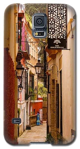Streets Of Seville  Galaxy S5 Case
