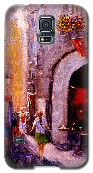 Streets Of Vernazza.. Galaxy S5 Case
