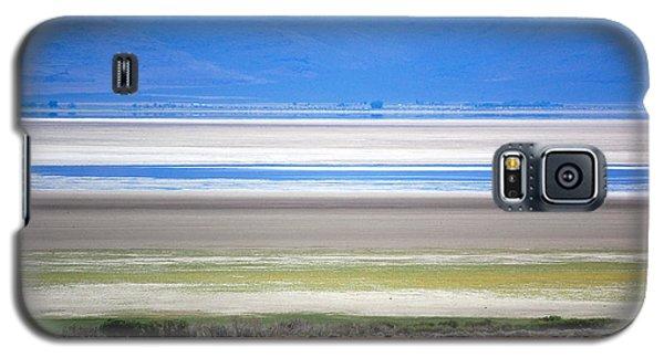 Striations At Honey Lake Galaxy S5 Case