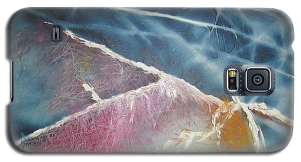 String Theory - Wave Galaxy S5 Case