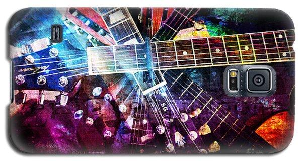 Strings Attached Galaxy S5 Case by Randi Grace Nilsberg